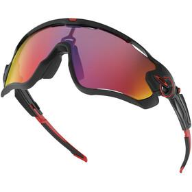 Oakley Jawbreaker Lunettes de soleil, matte black/prizm road